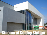 Cinema at Godley Station, Pooler