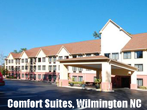 Comfort Suites, Wilmington NC