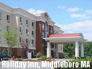 Holiday Inn, Middleboro MA