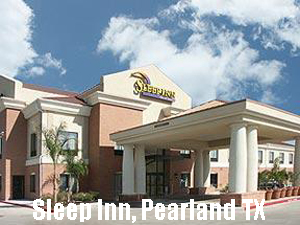 Sleep Inn, Pearland TX