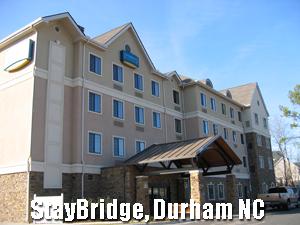 StayBridge Suites, Durham NC