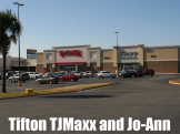 Tifton TJMaxx and Jo-Ann