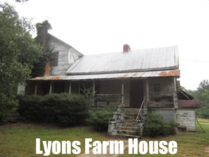 Lyons Farm House