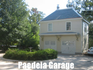 Paedeia Garage