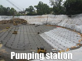 Peachtree Creek Pumping Station