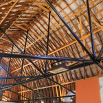 8, Completed restoration of Historic Barn with custom steel frame