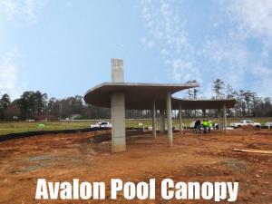 Avalon Pool Canopy