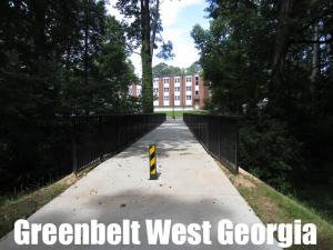 Greenbelt West Georgia