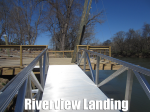 Riverview Landing Boat Dock