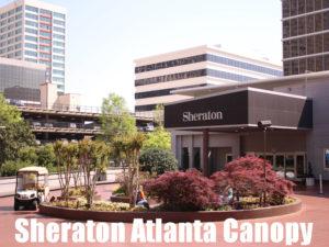 Sheraton Atlanta Canopy