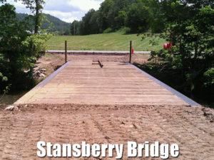 Stansberry Bridge Cover