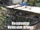Residential Vehicular Bridge