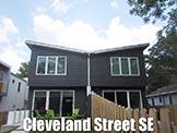 Cleveland Street SE Duplexes