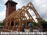 Honey Creek Woodlands Chapel