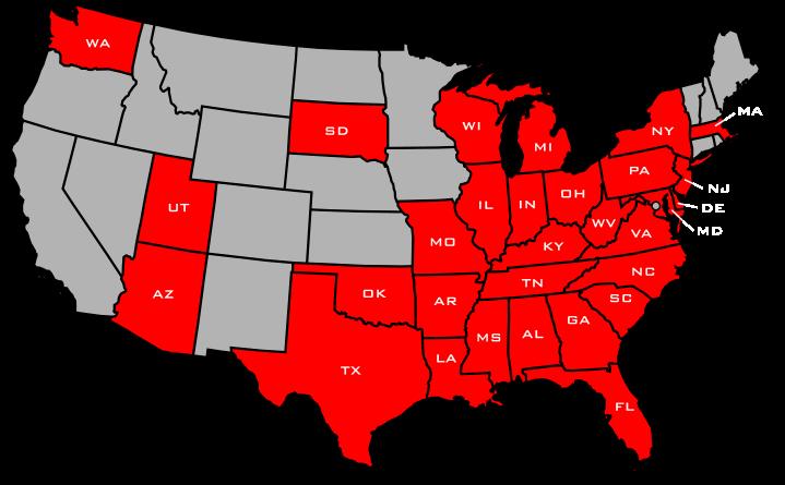 SE-Licensed-States