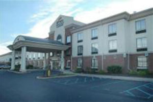 Holiday Inn, Stroudsburg PA