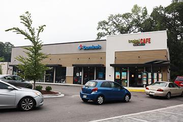 East Montgomery Cross Retail