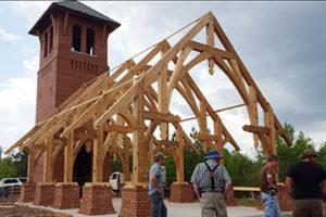 Honey Creek Woodlands Chapel