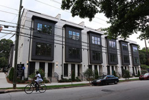 The Views on Ponce Townhomes
